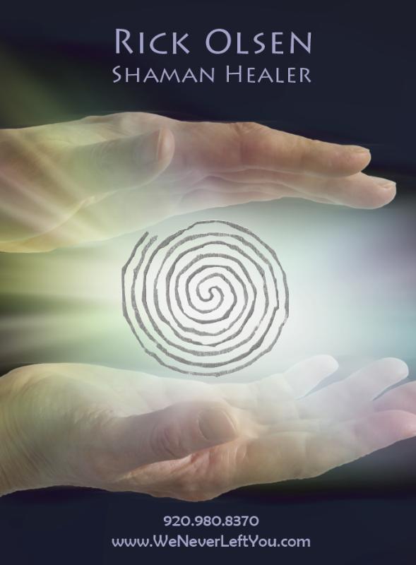 Shaman Healer Card
