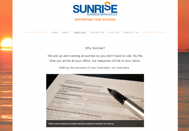 Sunrise Business Solutions