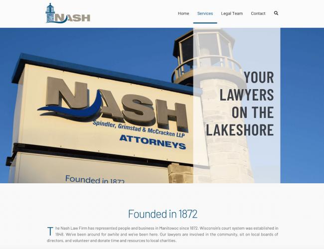 Nash Law
