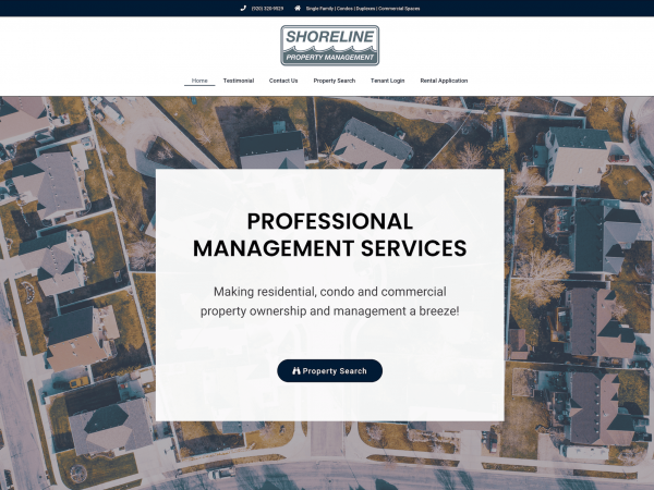 Shoreline Property Management
